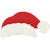Christmas In July- Santa Hat
