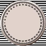 School Fun- 360 Degree Acrylic Circle