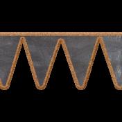 School Fun- Chalkboard Banner