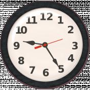 School Fun- Clock
