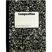School Fun- Composition Notebook