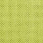 School Fun- Green Polka-Dot Paper