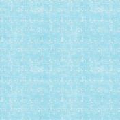 Garden Party- Blue Floral Paper