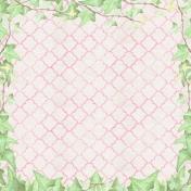 Garden Party- Leafy Paper