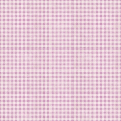 Garden Party- Purple Gingham Paper