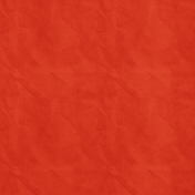 School Fun- Solid Crinkled Paper- Red