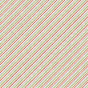 At The Fair- September 2014 Blog Train- Paper- Diagonal Stripes