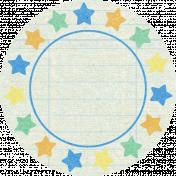 At The Fair- September 2014 Blog Train- Tag- Circle With Stars
