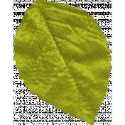 Summer Daydreams- Craft Leaf 02