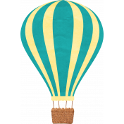 Summer Daydreams- Hot Air Ballon