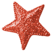 Summer Daydreams- Star- Red