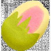 Summer Daydreams- Yellow Pink Bud