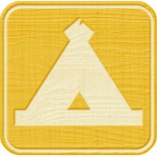 Outdoor Adventures- Recreational Icon Woodchips- Campgrounds