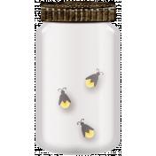 Outdoor Adventures- Fireflies In A Jar