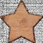Outdoor Adventures - Star Log Chip