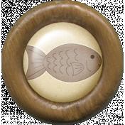 Outdoor Adventures- Wood Flair- Fish