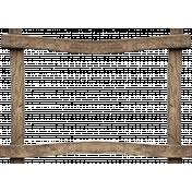 Outdoor Adventures- Wood Frame