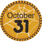 Spookalicious- October 31 Tag