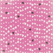 Spookalicious- Pink With Hearts