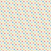 At The Fair- Paper- Polka Dots Multi