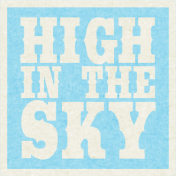 At The Fair- Tag- High In The Sky