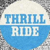 At The Fair- Tag- Thrill Ride