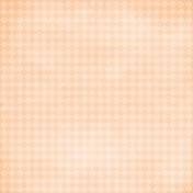 Argyle 13 Paper- Peach