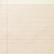 Notebook 02 Paper- Footsteps Pink