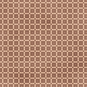 Ornamental 24 Paper- Brown