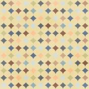 Geometric 10 Paper- Footsteps
