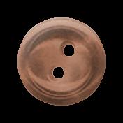 Button 13- Brown