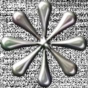 Metal Flower 01