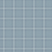 Plaid 24 Paper- Blue