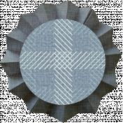 Paper Flower 20- Blue