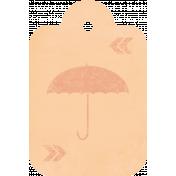 Umbrella Tag
