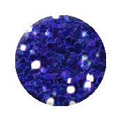 P&G Glitter Bit- Blue