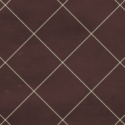Argyle 20 Paper- Brown
