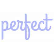 Perfect Word Art