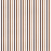 Stripes 78 Paper- Brown