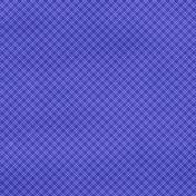 Plaid 32 Paper- Blue & White