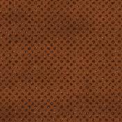 Polka Dots 23 Paper- Brown Glitter