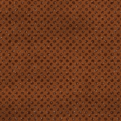 Polka Dots 23 Paper- Brown Glitter