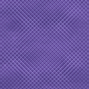 Plaid 32 Paper - Purple 2