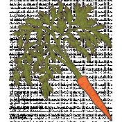 Carrot Cutout