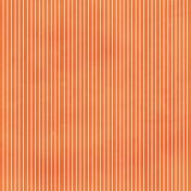 Stripes 32- Orange & White