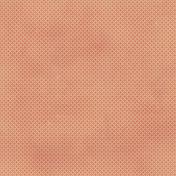 Houndstooth 02 Paper- Orange & Blue