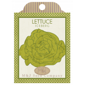 Lettuce Seed Packet