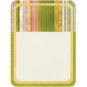 Beatrix Potter Playing Card 03- Blank