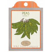 Peas Seed Packet