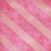 Stripes 26 Paper- Pink